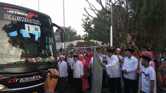 Ini Pesan Wali Kota Pekalongan untuk Calon Jemaah Haji