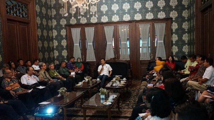 Walikota Yuliyanto Ajak Ormas Jaga Iklim Sejuk dan Toleran di Salatiga