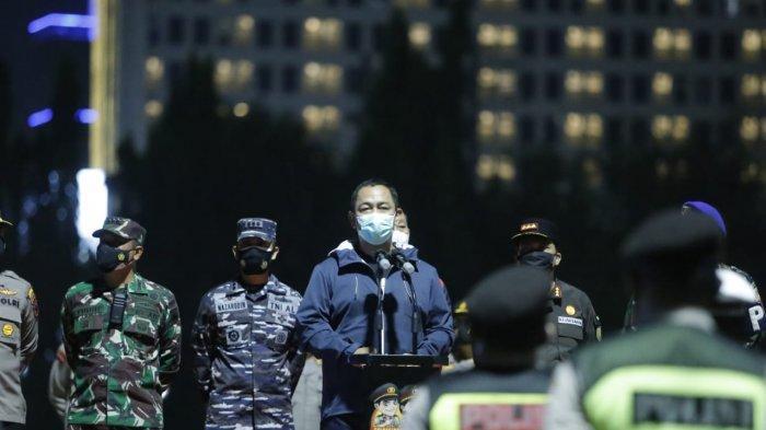 Hendi Tegur Keras Satpol PP Kota Semarang yang Semprot Tempat Usaha