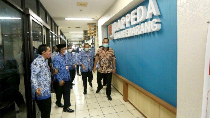Mulai Uji Coba, Hendi Sebut SPAM Semarang Barat Sudah Beroperasi