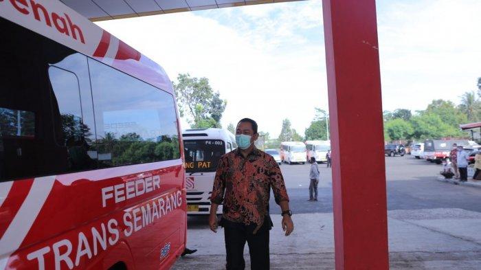 Hendi Resmi Beri Tarif Khusus BRT Trans Semarang Untuk Penyandang Disabilitas Rp 1.000