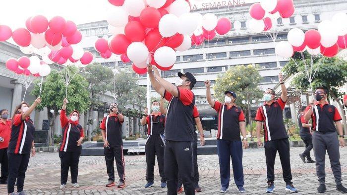 Peringatan HUT Kota Semarang Kembali Digelar Meski Sederhana