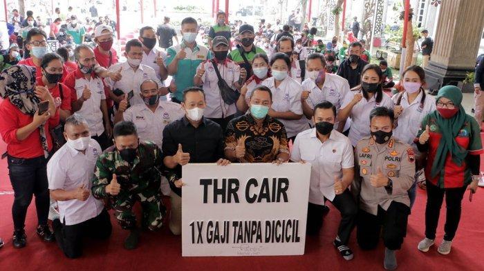 2 Tuntutan Buruh di Peringatan May Day 2021, UU Cipta Kerja Dinilai Dapat Eksploitasi Pekerja