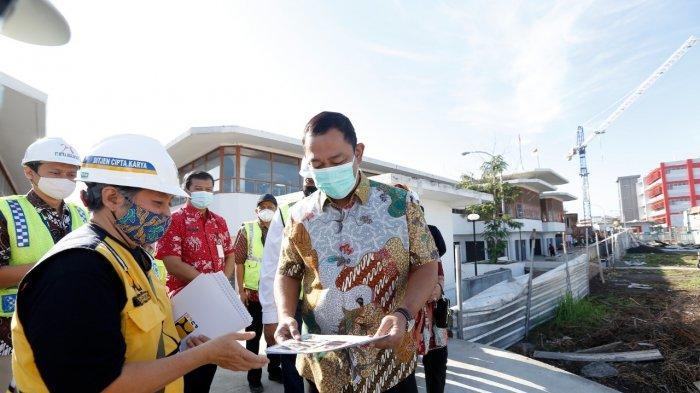 2.300 Pedagang Bakal Kembali Masuk ke Pasar Johar Semarang, Begini Pembagiannya