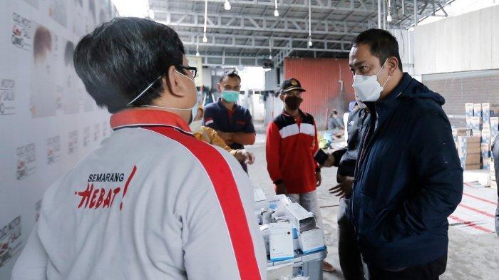 Satu Hari Pasca Hujan Ekstrem, Banjir di Semarang Mulai Surut