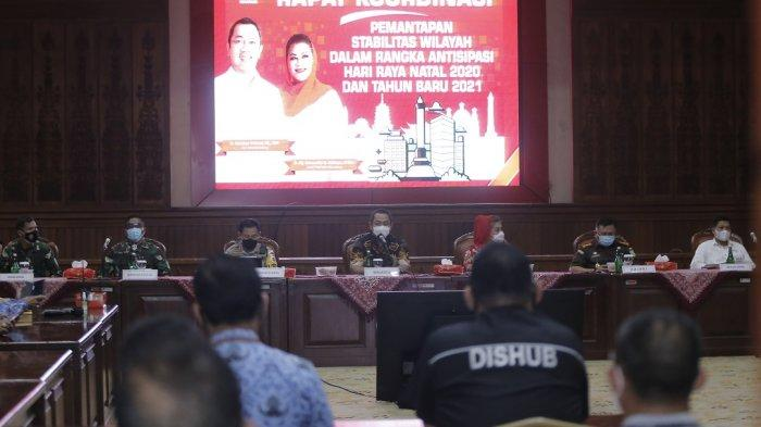 Hendi Tak Larang Kegiatan Ibadah serta Tempat Usaha Saat Natal dan Tahun Baru di Kota Semarang