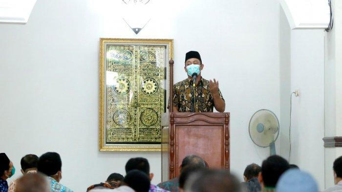 Lagi, Hendi Gerakkan Jarik Masjid Bersih-bersih Masjid di Kota Semarang