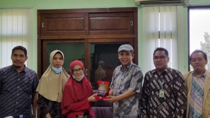 Perdalam Mediasi, FUAH IAIN Purwokerto Kunjungi WMC UIN Walisongo Semarang