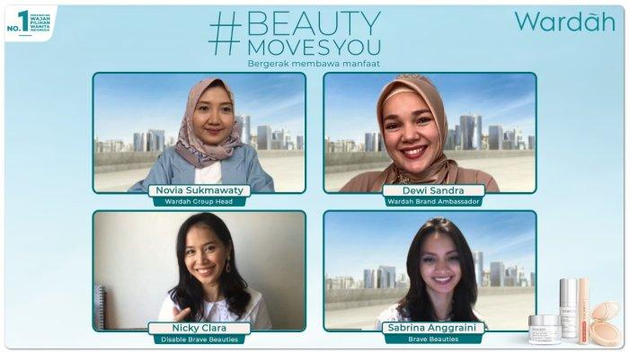 Wardah Luncurkan Campaign Beauty Moves You