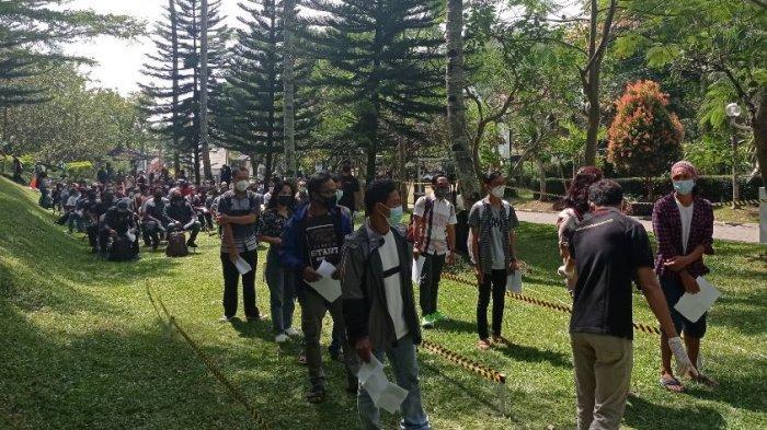 Vaksin Dosis Kedua di Kampoeng Kopi Banaran Sasar 1.000 Peserta