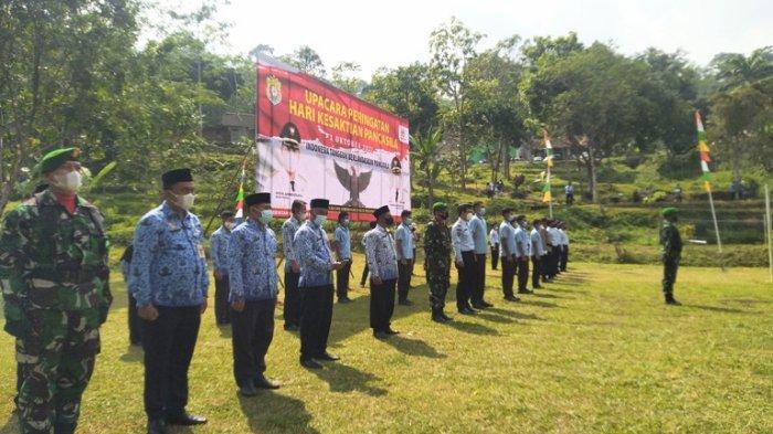 Bupati Dico Ajak ASN Kendal Upacara Hari Kesaktian Pancasila di Tempat Bersejarah