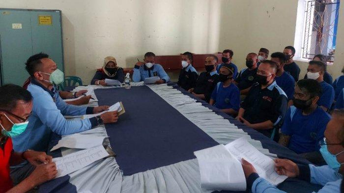 Rutan Salatiga Usulkan 18 Warga Binaan Mendapat Pembebasan Bersyarat