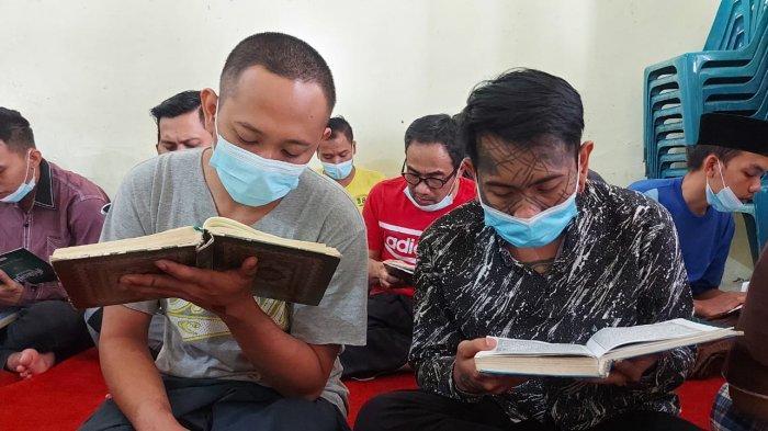 Warga Binaan Rutan Salatiga Gelar Doa Bersama untuk Korban Kebakaran Lapas Tangerang