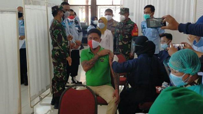 Rutan Solo Vaksinasi Tahap II bagi Warga Binaan, Karutan: Tetap Patuhi Prokes