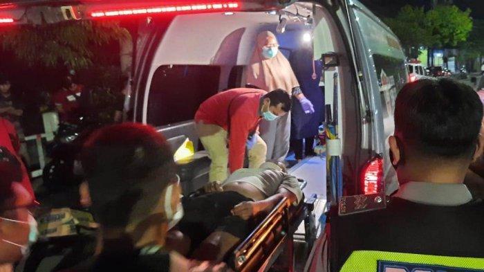 Kecelakaan Maut di Semarang, Supriyadi Warga Demak Tabrak Trotoar di Jalan Arteri Soekarno-Hatta