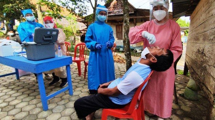 Baru Datang, 45 Pekerja Proyek Asal Jateng Terkonfirmasi Positif Covid-19 di Makassar