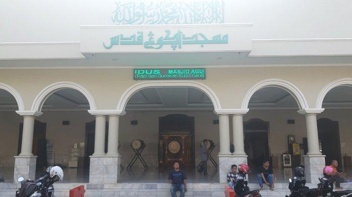 HM Hartopo Bakal Salat Id di Masjid Agung Kudus