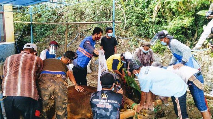 Cerita Warga Dusun Jengkol Limbangan Akhirnya Bisa Merasakan Daging Sapi Lagi Setelah Beberapa Tahun