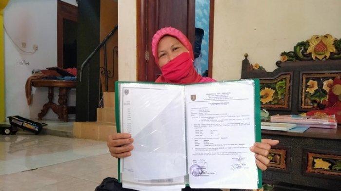 Ngatirah Warga Trangkil Baru Gunungpati Semarang Ingin Menangis Dengar Rumahnya Terancam Digusur
