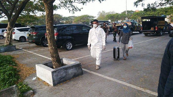 90 Warga Kudus Positif Covid-19 Bakal Dipindah ke Asrama Haji Donohudan Boyolali