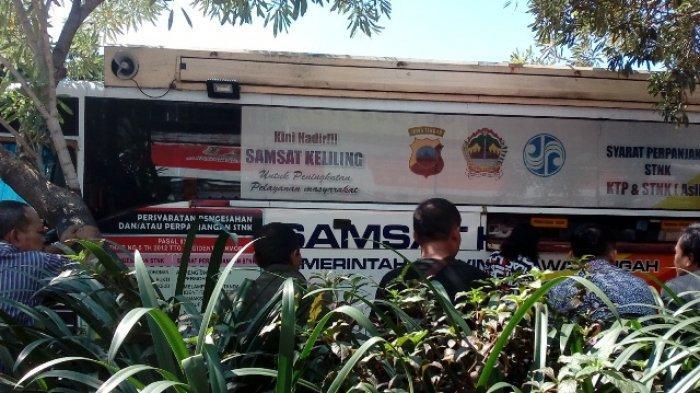 Jadwal Samsat Online Keliling Semarang Hari Ini Senin 14 Juni 2021