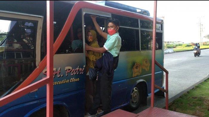 Kata Warga Semarang Soal Pemberlakuan Naik Angkutan Tiap Selasa: Kalau Bisa, Tiap Hari