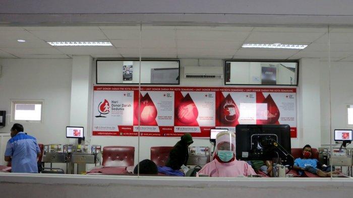 Jadwal Pelayanan Donor Darah PMI Kota Semarang Hari Ini Kamis 10 Juni 2021, Buka di 3 Lokasi