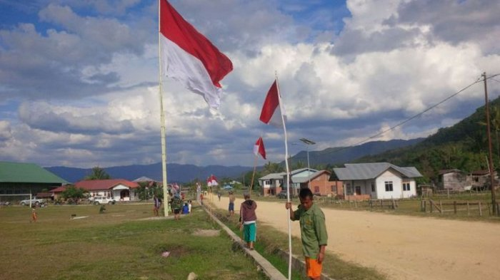 Pemerintah Imbau Kibarkan Bendera Merah Putih 1-31 Agustus 2021 di HUT Ke 76 RI