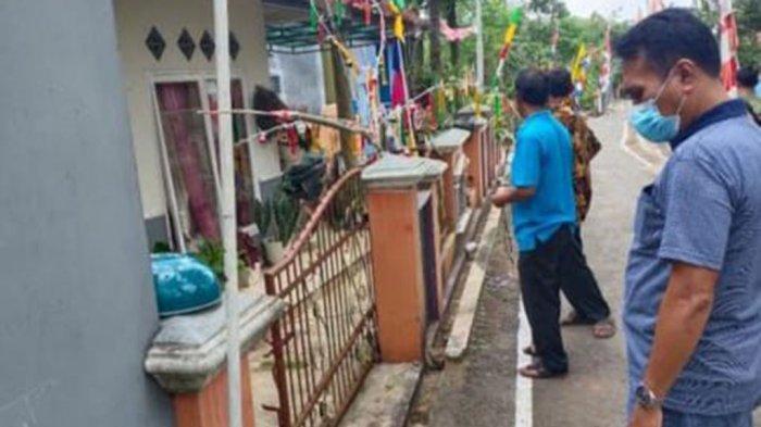 Warga Panulisan Meninggal Kesetrum Lampu Hias, Bambu Nempel Kabel Listrik