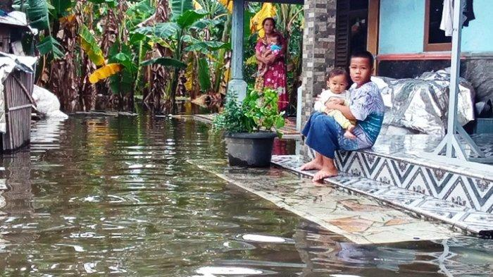 Hujan Deras Terjang Kudus, 72 Rumah di 3 Dukuh Terendam Banjir, Warga: Air Masuk Selepas Isya