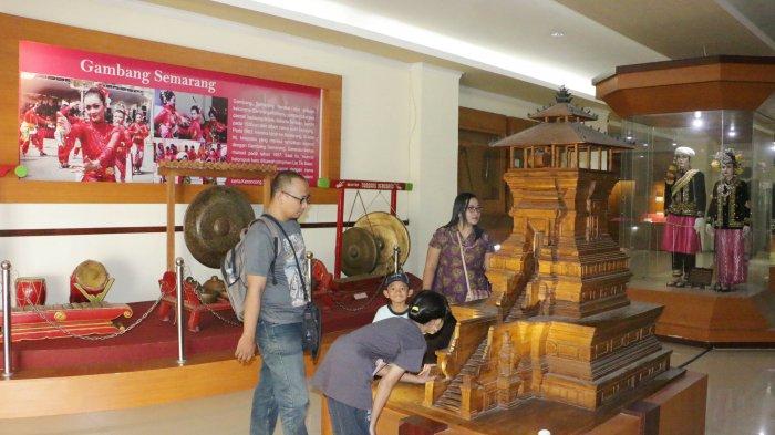 Destinasi Semarang - Cuma hari Ini, Museum Ronggowarsto Semarang Gratiskan Tiket Masuk