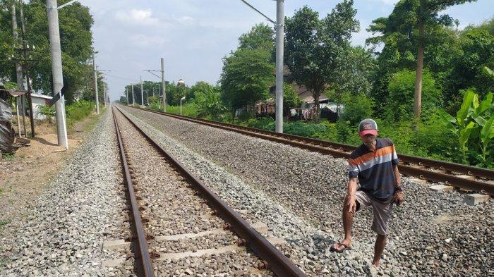 Innalillahi Wa Innailaihi Rojiun! Terseret Kereta Api hingga 200 Meter di Sukoharjo, Sri Meninggal