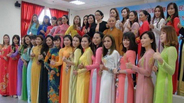 Lebih dari 3 Ribu Orang Indonesia, Vietnam dan Filipina Pindah Jadi Warga Negara Taiwan