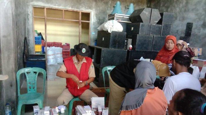 Dinas Kesehatan Kabupaten Demak Siagakan Posko Pengobatan Gratis Untuk Korban Banjir