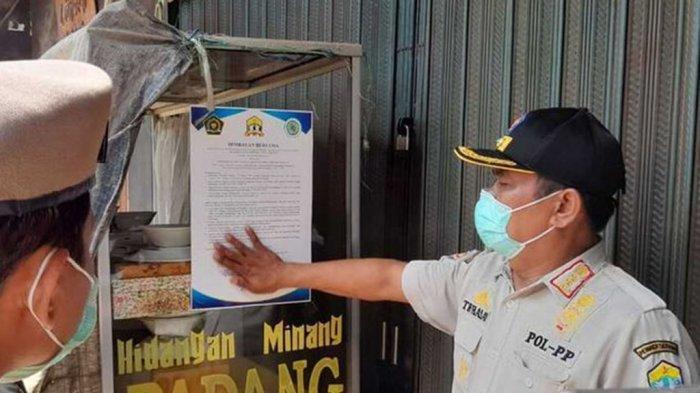 Warung Makan Jualan Siang Hari Saat Bulan Puasa akan Didenda Rp 50 Juta