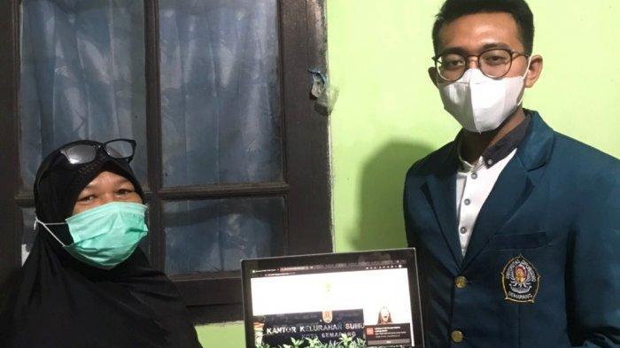 Mahasiswa KKN Undip Semarang Bikin WebGIS Pantau Kenaikan Kasus Covid-19 Berbasis Kelurahan