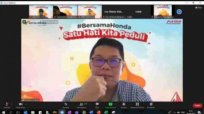 Rayakan Harpelnas 2021, Astra Motor Jateng Sapa Pelanggan Setia Melalui Webinar Entrepreneurship
