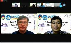 Kesehatan Mental Penting Dijaga saat Pandemi, UPGRIS Bekali Mahasiswa Konseling Online