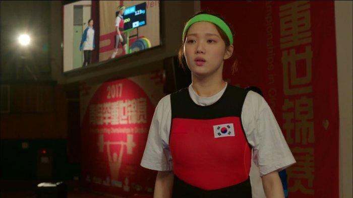 Sinopsis Drakor Weightlifting Fairy Kim Bok Joo Episode 16, Kompetisi Internasional Pertama Bok Joo