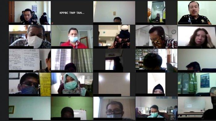 Bea Cukai Tanjung Emas Beri Kemudahan Penyerahan SKA Online Selama Pandemi Covid-19