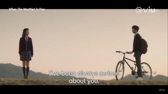 Sinopsis Drakor When the Weather is Fine, Drama Korea Terbaru Park Min Young dan Seo Kang Joon