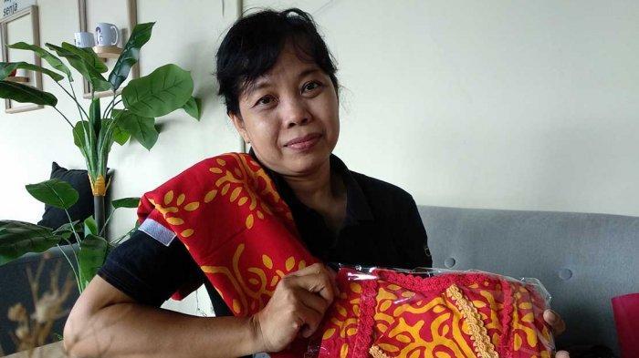 Widya Bangga Aksesoris Batik Buatannya Tembus Pasar Internasional
