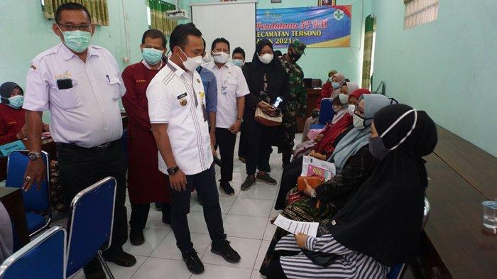 Bupati Wijahi Target Akhir Oktober Capaian Vaksin di Batang Harus 50 Persen