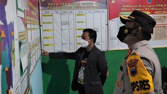 Wihaji Bingung, Mengapa Warga Batang Tidak Mau Isoman Terpusat di Posko Jogo Tonggo Desa?