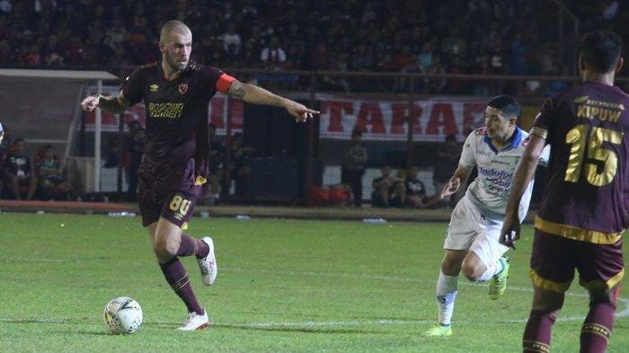 Prediksi Susunan Pemain PSM Makassar Vs Persebaya BRI Liga 1 2021, Juku Eja Andalkan Wiljan Pluim