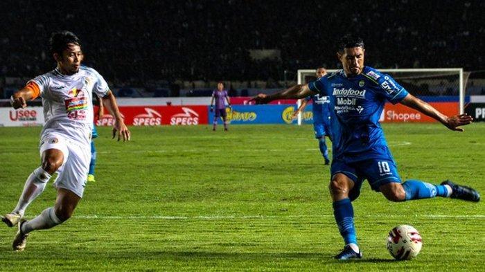 Esteban Vizcarra Pilih Bertahan di Persib Bandung meski Digoda Sriwijaya FC