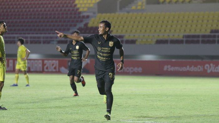 Top Skorer PSIS di Piala Menpora, Komarodin Tetap Bangga dengan Rekan Setim Meski Gagal Lolos