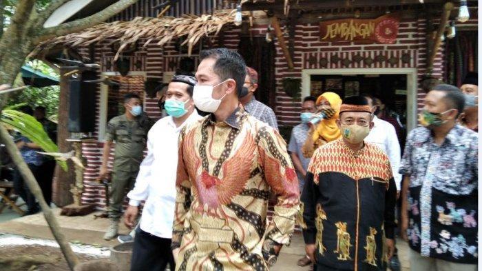 15 Desa di Kudus Terima SK Bupati, Hartopo Ingin Pulihkan Sektor Pariwisata Pasca Pandemi