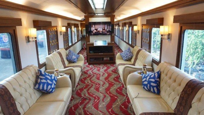 KAI Pariwisata Hadirkan Kereta Wisata dengan Nuansa Tematik Khas Amanjiwo