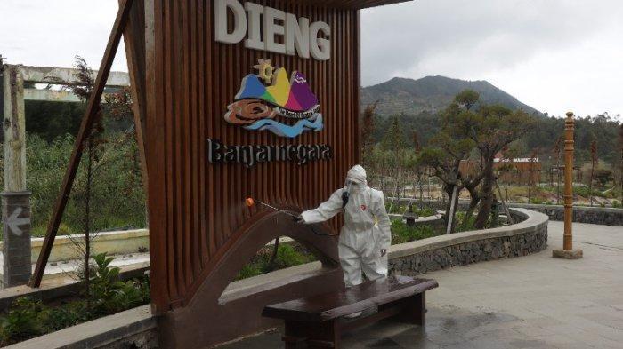 Objek Wisata Dieng Banjarnegara Diserbu Wisatawan: Harus Punya Kartu Vaksin